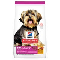 Hills Science Diet Adult Small Paws Dry Dog Food - 1.5kg