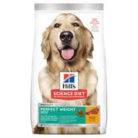 Hills Science Diet Perfect Weight Dry Dog Food - 12.9kg