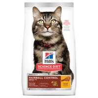 Hill's Science Diet Mature Hairball Dry Cat Food - 4kg