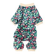 FuzzYard Pyjamas Dinosaur Land Dog Coat - Size 7