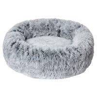 Snooza Calm Cuddler Silver Fox Dog Bed - Extra Large