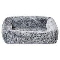 Snooza Snuggler Silver Fox Dog Bed - Large