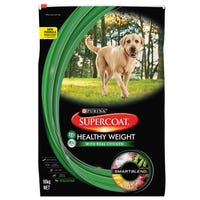 Supercoat Healthy Weight Chicken Dry Dog Food - 18kg