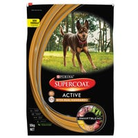 Supercoat Adult Active Kangaroo Dry Dog Food - 18kg
