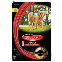 Supercoat Adult Chicken Dry Dog Food - 18kg