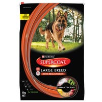Supercoat Adult Large Breed Chicken Dry Dog Food - 18kg