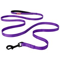 """EzyDog Essential 72"""" Lite Purple Dog Lead -  180cm"""