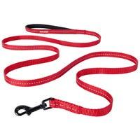 """EzyDog Essential 72"""" Lite Red Dog Lead -  180cm"""