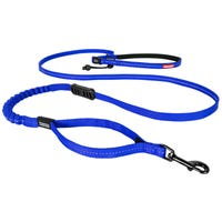 EzyDog  Road Runner Lite 12mm Blue Dog Lead - 210cm