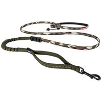 EzyDog  Road Runner Lite 12mm Camouflage Dog Lead - 210cm