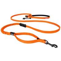 EzyDog  Road Runner Lite 12mm Orange Dog Lead - 210cm