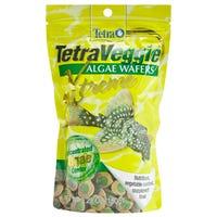 Tetra Vegetable Algae Wafers Fish Food - 150g