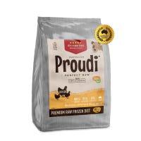 Proudi Dog Chicken Frozen Raw Dog Food - 2.8kg