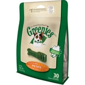 Greenies Mega-Pack Petite Dental Dog Treats - 510g