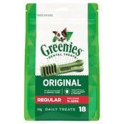 Greenies Mega-Pack Regular Dental Dog Treats - 510g
