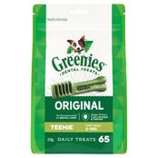 Greenies Mega-Pack Teenie Dental Dog Treats - 510g