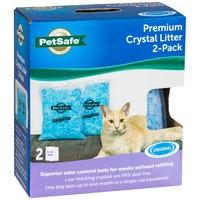 PetSafe ScoopFree Premium Blue Crystal Cat Litter  - 4kg
