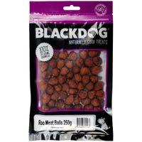 Blackdog Kangaroo Meat Balls Dog Treats - 250g