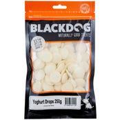 Blackdog Yoghurt Drops Dog Treats - 250g