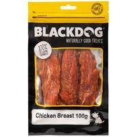 Blackdog Australian Chicken Breast Dog Treats - 100g