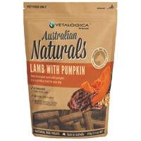 Vetalogica Australian Naturals Lamb Dog Treats - 210g