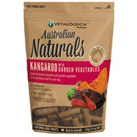 Vetalogica Australian Naturals Kangaroo Dog Treats - 210g