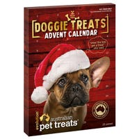 Australian Pet Treats Doggie Treats Advent Calendar - Each
