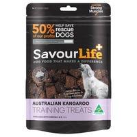 Savour Life Kangaroo Training Dog Treats - 165g