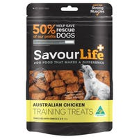 Savour Life Chicken Training Dog Treats - 165g