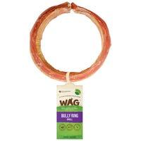 WAG Bully Ring Dog Treat - Small