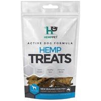 Hemp Treats New Zealand Hoki Fish Dog Treats - 70g