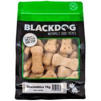 Blackdog Glucosabics Biscuit Dog Treats - 1kg