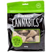 Blackdog Cannabics Biscuits Dog Treats - 500g