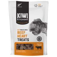 Kiwi Kitchens Beef Heart Dog Treats - 225g