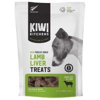 Kiwi Kitchens Lamb Liver Dog Treats - 250g