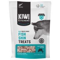 Kiwi Kitchens Fish Skin Dog Treats - 110g