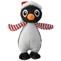 KONG Christmas Whoopz Penguin Dog Toy - Each