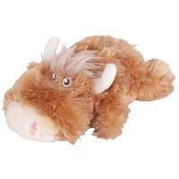 Kazoo Furries Lazy Ox Dog Toy - Small