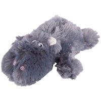 Kazoo Furries Lazy Hippo Dog Toy - Small