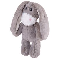 Kazoo Furries Long Ear Donkey Dog Toy - Medium
