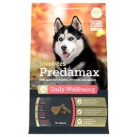 Lovebites Predamax Daily Wellbeing Chews - 60pk