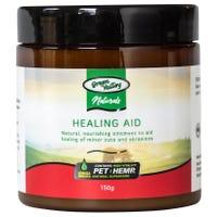 GREEN VALLEY NATURALS HEALING AID WOUND CREAM 150GM