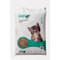 Kitter Natural Litter Bag - 15kg