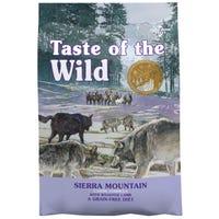 Taste of the Wild Adult Sierra Mountain Dry Dog Food - 2kg