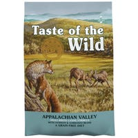 Taste of the Wild Adult Small Breed Dry Dog Food - 2kg