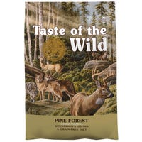 Taste Of The Wild Adult Pine Forest Dry Dog Food - 2kg