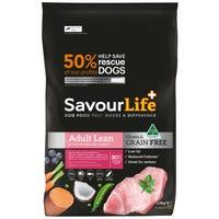 SavourLife Gluten & Grain Free Adult Turky Lite Dry Dog Food - 2.5kg
