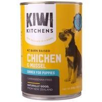 Kiwi Kitchens Puppy Chicken and Mussel Wet Dog Food - 375g
