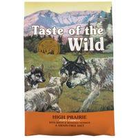 Taste of the Wild Adult High Prairie Dry Dog Food - 12.2kg