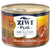 Ziwipeak Provenance Hauraki Plains Dog  Food - 170g